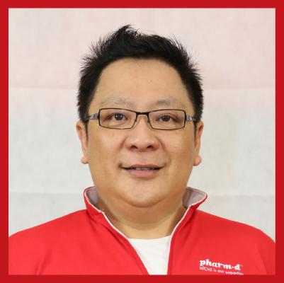 Mr. KL Ang (B. Pharm)